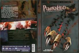 the horrors of halloween pumpkinhead 1988 newspaper ad vhs