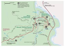 How To Read A Topo Map Denali Maps Npmaps Com Just Free Maps Period