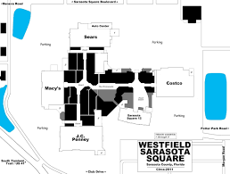 Westfield Floor Plan by Mall Hall Of Fame July 2007