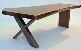x glow coffee table u2013 metalwood studio