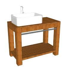 Plumbing Bathroom Vanity Modern Farmhouse Bathroom Vanity Tutorial U2014 Decor And The Dog