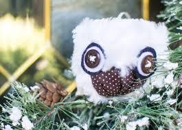 owl ornaments show saturday diy owl christmas ornaments sewcanshe