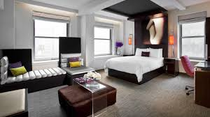 Hotels Interior Hotel Features W New York