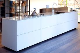 ex display valcucine artematica arte kitchen island worktops and