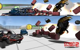 videos of monster trucks crashing car crash 2 total destruction android apps on google play