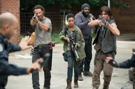 Walking Dead Resumes When Will Walking Dead Resume After Mid Season Finale The