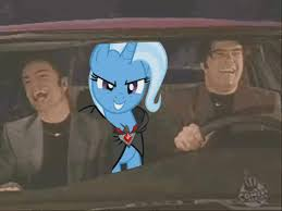 Magic Meme Gif - what is trixie gif my little pony friendship is magic know your