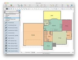create a visio floor plan conceptdraw helpdesk