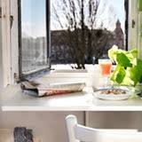 yes you too can have an eat in kitchen ikea u0027s wall mounted drop