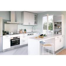 photo cuisine blanche la cuisine blanche lumio de lapeyre
