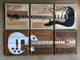 best 25 guitar wall ideas on guitar diy cool guitar