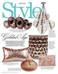 Rose Gold Home Decor by Aztec Grey And Copper Cushion Crazy For Copper Pinterest