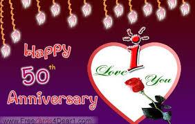 anniversary ecard happy 50th anniversary ecard anniversary greetings ecards 50th