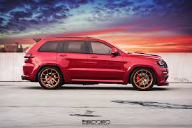 jeep srt rims rennen forged wheels jeep srt8 on rennen monolicht m55