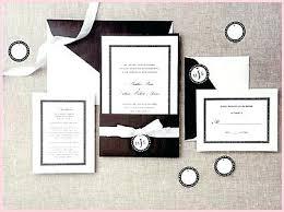pocket wedding invitation kits cheap diy wedding invitations kits simplo co