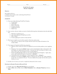 proper resume format 7 proper resume format authorized letter for sevte