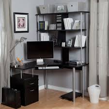 desk gray corner desk with regard to foremost corner writing
