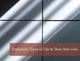 what is the best type of tile for a kitchen backsplash 6 types of tile their best uses the guys