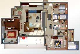 take a virtual tour of don draper u0027s apartment mental floss