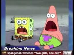 Spongebob Memes Patrick - surprised patrick surprised patrick meme and spongebob squarepants