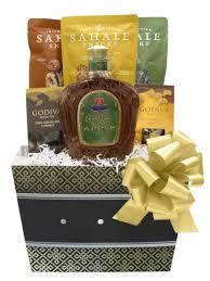 crown royal gift set build a basket crown royal regal apple whisky harvest gift set