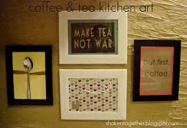 diy kitchen wall art ideas