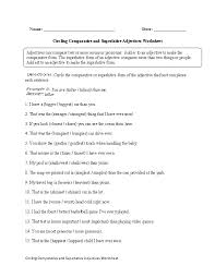best 25 comparative adjectives worksheet ideas on pinterest