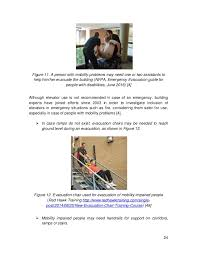 evacuation planning for people with disabilities in case of an earthq u2026