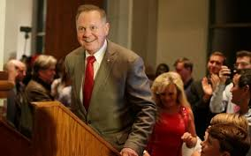 14 Year Old Bench Press Donald Trump Says Senate Hopeful Roy Moore Should Step Aside If