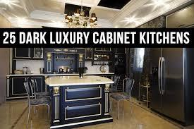 Kitchen Design Pictures Dark Cabinets 25 Beautiful Kitchens With Dark Cabinets Youtube