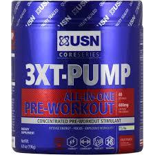 usn supplements 3xt pump fruit punch 40 svg 51 99