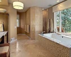 bathroom doorless shower design pictures remodel decor and