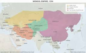 Yuan Dynasty Map The Geopolitical Architecture Of Central Asia Geopolitical Futures