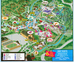 Seaworld Orlando Park Map by Park Map Michigan U0027s Adventure Muskegon Mi Michigan
