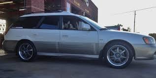 subaru legacy wagon rims upsizing wheels effect of offset on performance subaru outback