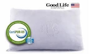 Omni Pedic Crib Mattress by 5 Best Memory Foam Pillows In 2017 Reviews U0026 Ratings