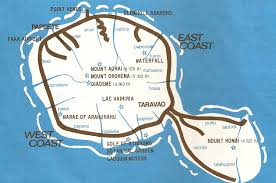 Tahiti World Map by Manos Round The World Trip Of 1981 The Great Web Of Percy