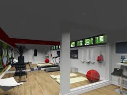 Design Home Gym Layout Home Gym Floor Plan Templates