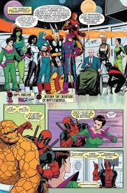 like deadpool before it the deadpool s totally trip to the 80 s graphic novelty