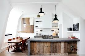 Kitchen Island Made From Reclaimed Wood 130 Kitchen Designs To Browse Through For Inspiration