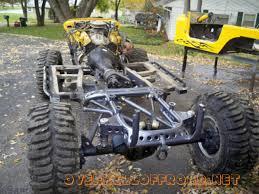 jeep rock buggy warhammer custom build