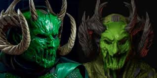 Scream Halloween Costumes Alternate Green Meanie Costume Designs Scream Queens