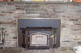 home decor fireplace insert installation vertical electric