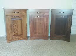 kitchen trash can storage cabinet kitchen awesome kitchen trash bin cabinet design decorating