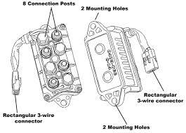 warn winch wiring diagrams nc4x4 throughout 2500 atv diagram