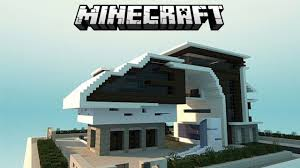 Crazy Houses Minecraft Insane Modern House Tutorial Part 1 2015 1 8 4 Xbox