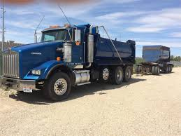 kenworth t800 dump trucks in utah for sale used trucks on