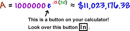 continuous compounding coolmath com