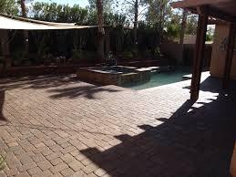 Patio Stone Sealer Review Paver Cleaning U0026 Sealing Vegas Henderson Las Vegas 702 701 0388