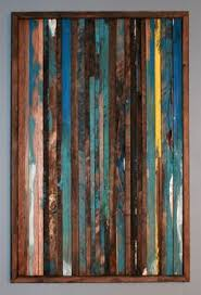 distressed wood artwork scrap stained glass mosaic artwork projects
